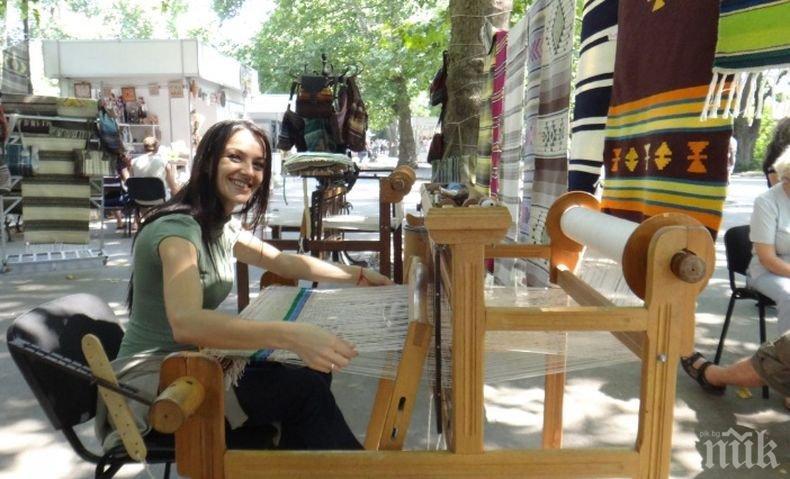 Във Варна стартира Международният панаир на занаятите и изкуствата