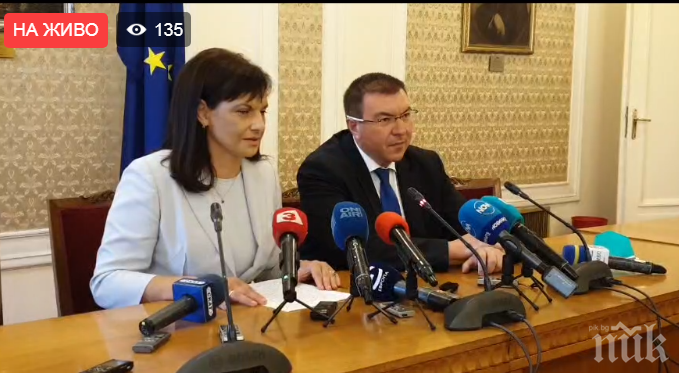 ИЗВЪНРЕДНО В ПИК TV: Министърът на здравеопазването: Очаква се след средата на август да има произведена ваксина срещу COVID-19 (ВИДЕО)