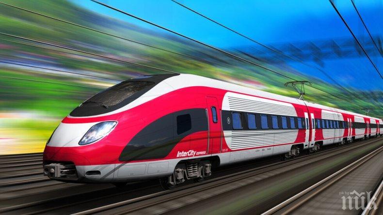 КРЪВ НА ЛИНИЯТА: Високоскоростен влак катастрофира в Португалия, двама души загинаха
