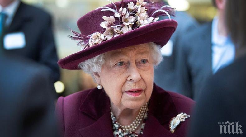 Задържаха един от бодигардовете на кралица Елизабет II заради сакове с дрога