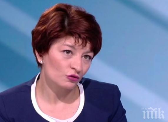 Десислава Атанасова: Голяма част от протестиращите не познават Конституцията, необходим е коректен разговор с тях