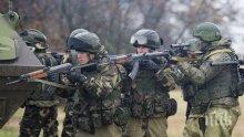 Беларус трупа запасняци на границата с Русия