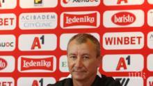 Треньорът на ЦСКА: Не съм се заблуждавал, че...