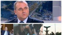 Искрен Веселинов изригна: Румен Радев да каже аз мутра ли съм