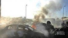Мощен взрив на пристанището в Бейрут, десетки са ранени, няма информация за пострадали българи (ВИДЕО)