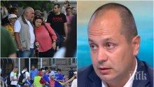 Кметът Калин Каменов с тежки думи за метежниците: Те имат 4-5% представителство - няма как да управляват