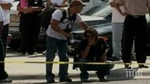 В Мексико беше убит четвърти  журналист от началото на годината