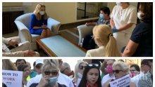 ИЗВЪНРЕДНО В ПИК TV! Марияна Николова с горещи новини след срещата с Борисов и протестиращите туроператори - правителството пренасочва 10 млн. лв. за бранша (ВИДЕО/ОБНОВЕНА)