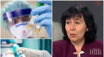 ГОРЕЩА ТЕМА: Защо отказаха финансиране за българската ваксина срещу COVID-19?