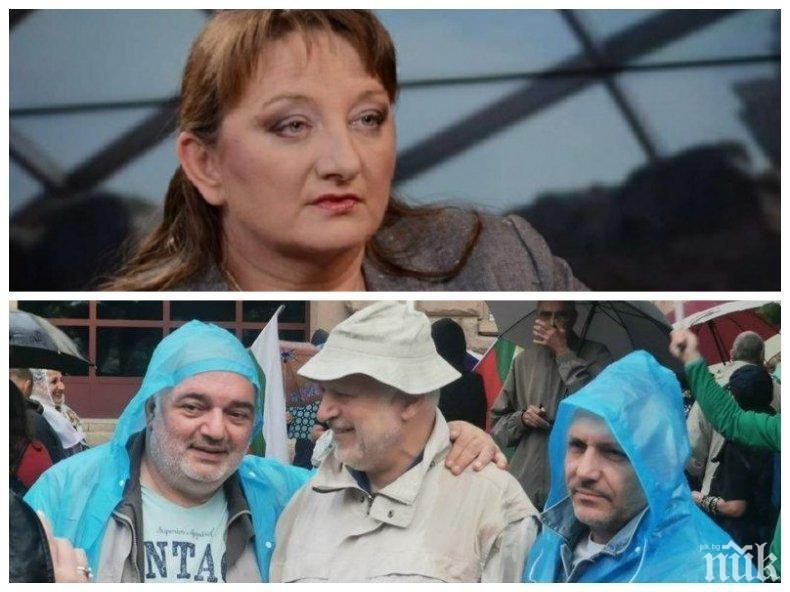 Деница Сачева е повече мъж от мъжете в правителството
