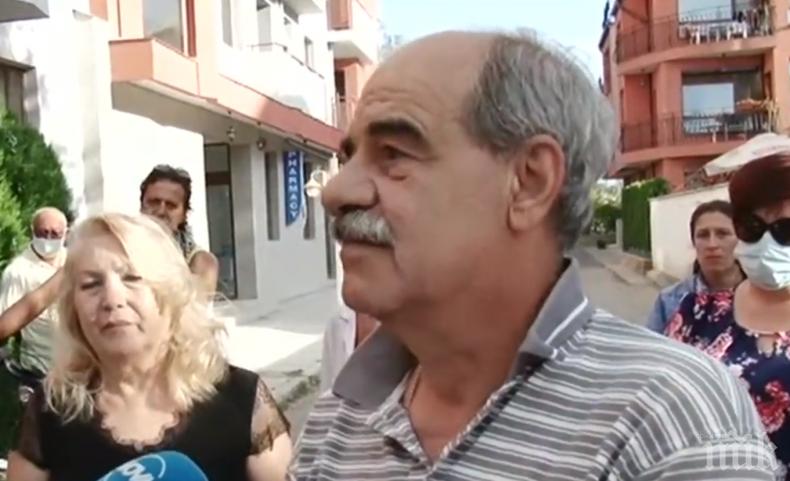 Жители на Несебър скочиха срещу хотел за изолация на болни с COVID-19