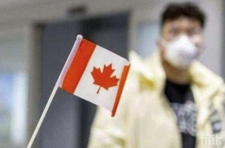 Заразените с коронавируса в Канада вече са над 117 000