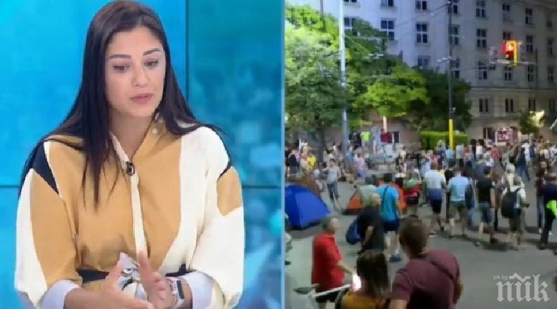 Социолог с коментар за Радев и участието му в протеста: Изказванията му звучат като на лидер на партия, което е недопустимо
