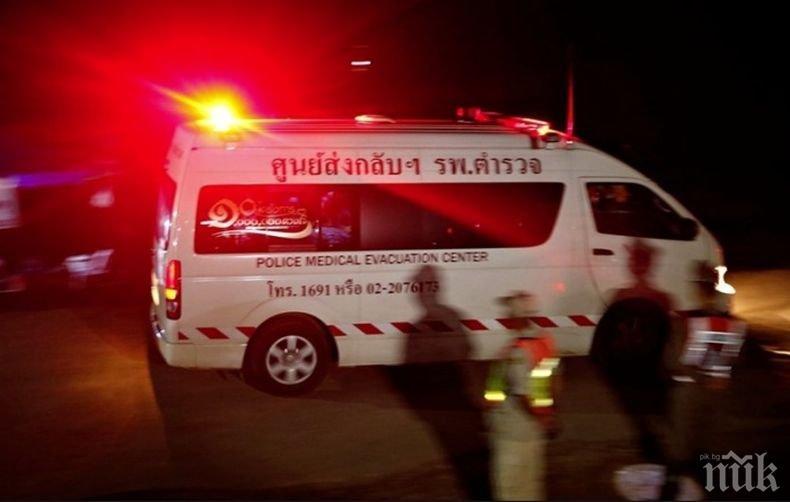 Шестима безследно изчезнали при потъване на ферибот в Тайланд