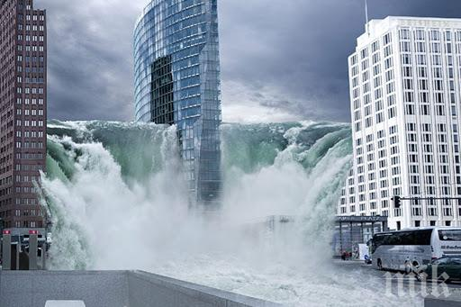 Учени със стряскащо разкритие - ето кога ще настъпи всемирен потоп на Земята