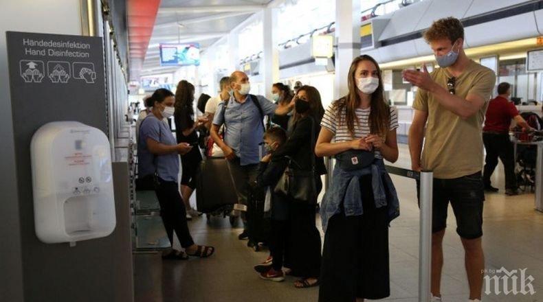240 новозаразени с коронавируса в Германия за денонощие
