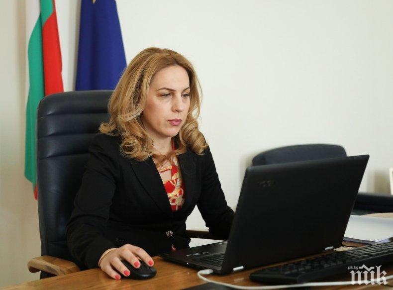 Марияна Николова прави серия от работни срещи в Пловдив