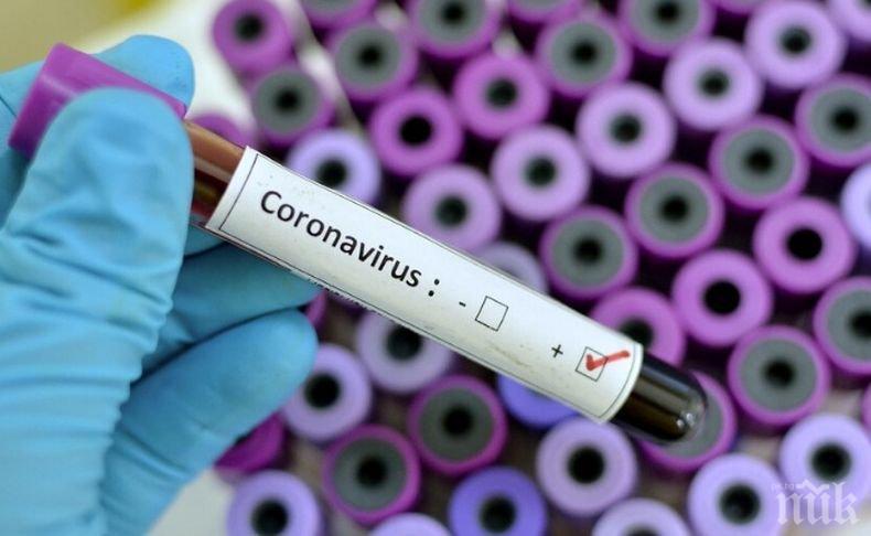 Ужас: 14-дневно бебе с положителен тест за коронавирус в Италия