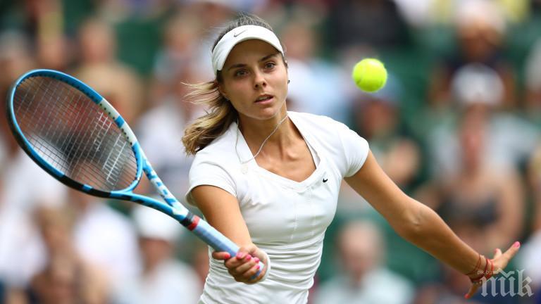 ШОК: Най-добрата ни тенисистка Виктория Томова е с коронавирус