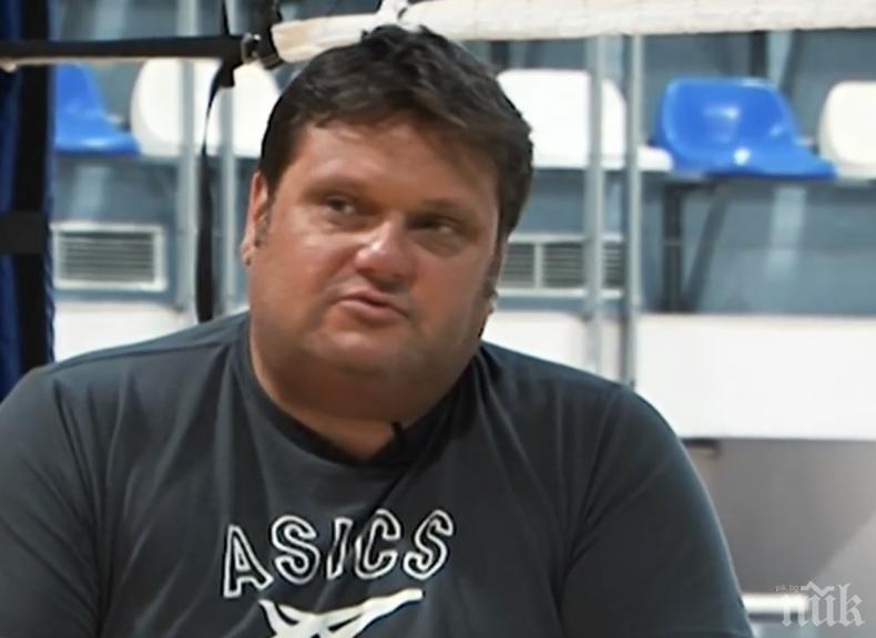 Мартин Стоев: Националният ни тим трябва да се води от българин