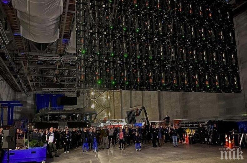"""Джеймс Камерън показа на снимачния си екип готови сцени от """"Аватар 2"""""""
