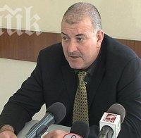 Шефът на полицията в Благоевград катастрофира с мерцедеса си