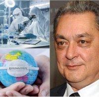 САМО В ПИК! Д-р Цветан Райчинов с експресни разкрития защо се увеличава броят на заразените от COVID-19 и какво ще стане след идването на есенния грип