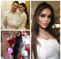 ПЪРВО В ПИК: Ето я внучката на Ахмед Доган - снахата на Сокола избра модерно има за дъщеря си (СНИМКИ)