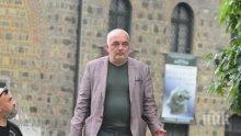 ПЪРВО В ПИК: Пуснаха от ареста Арман Бабикян - бащата на фалшивите новините излезе триумфално от Първо районно