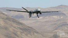 Израел свали дрон, влитащ от Ливан