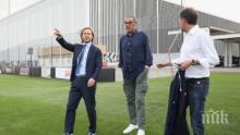Ръководството на Юве с важно решение след провала в Шампионска лига