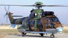 Военнослужещи от Българската армия и днес помагат за потушаването на пожарите в областите Ямбол  и Хасково