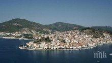 Наложиха карантина на гръцки остров заради нов епидемичен взрив на коронавируса
