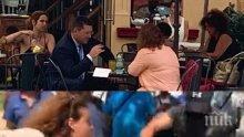 БОМБА В ПИК: Обвиняемият секретар на Румен Радев инструктира Полина Паунова преди провокацията срещу ГЕРБ (СНИМКА)