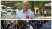 Телевизията майка клекна на метежа, извинява се за лапсус на Иво Никодимов