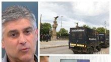"""Криминалният психолог Росен Йорданов разби метежниците и Радев: Полицията си свърши работата! Не може хора от силови групировки да са до президента и да викат """"Мутри, вън"""""""