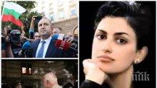 Калина Андролова скочи срещу уличните акции: Радев е извън всякакъв политически и човешки разум, Минеков отправя апел за чудовищен преврат