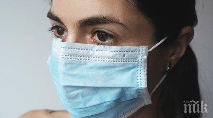 Над 58 000 новозаразени с коронавируса за денонощие в САЩ