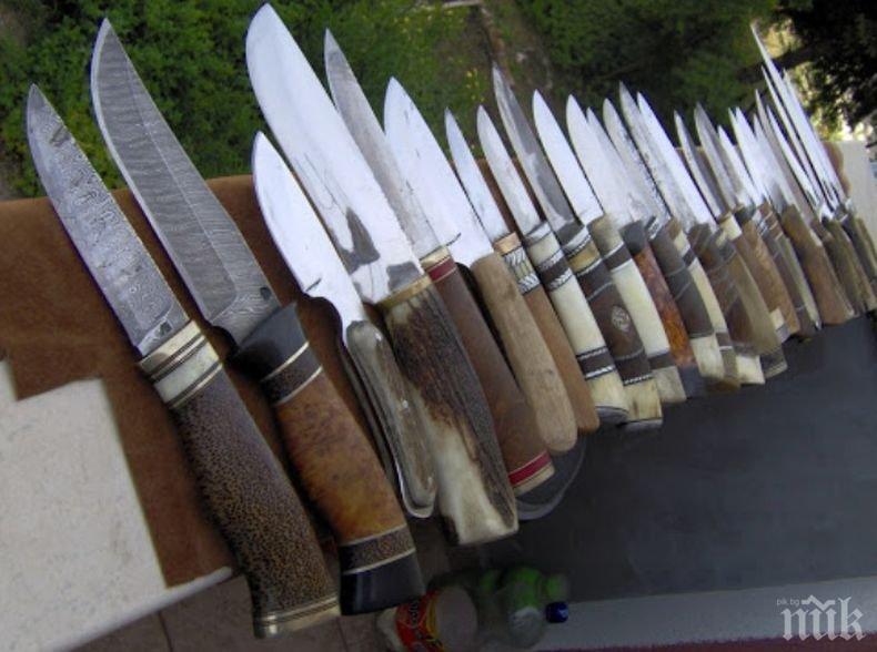 Интересни открития за износването на остриетата на ножове и ножици