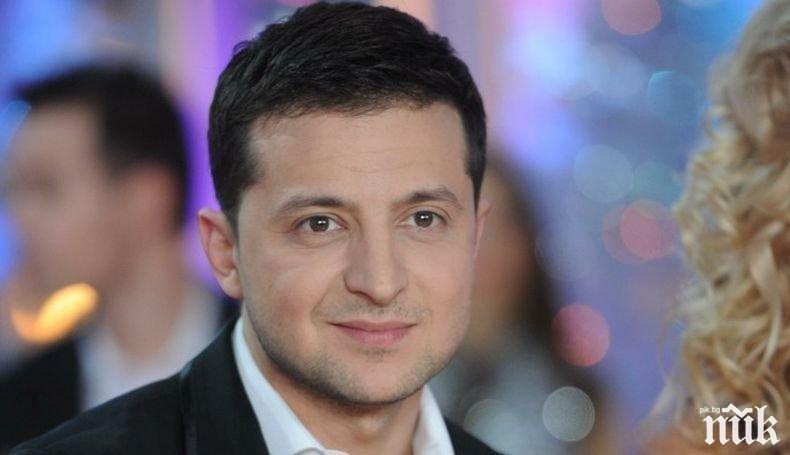 Владимир Зеленски назначи нов зам.-директор на президентската канцелария