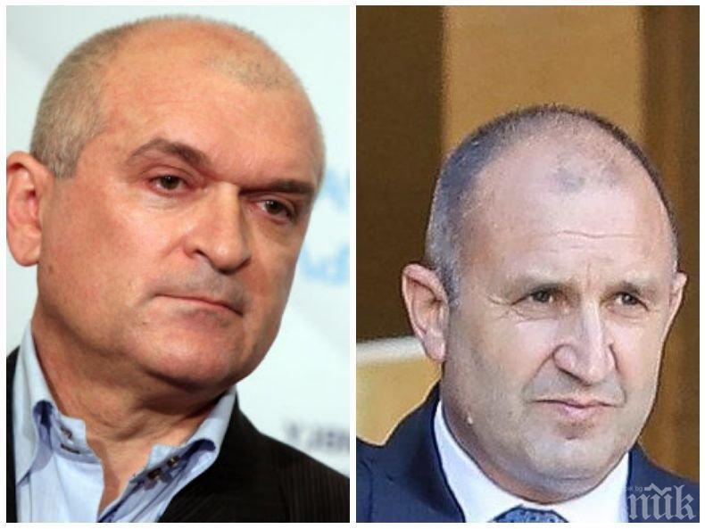 """Димитър Главчев гневно срещу Радев: """"Обединителят"""" на нацията би могъл да уплътни функцията си, подавайки оставка"""