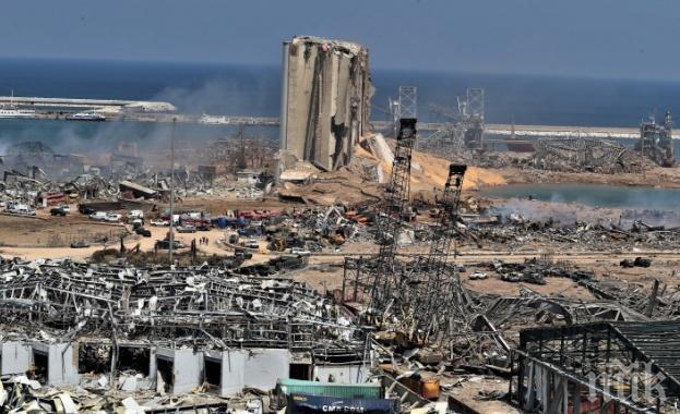 Светът помага на Ливан след адската експлозия