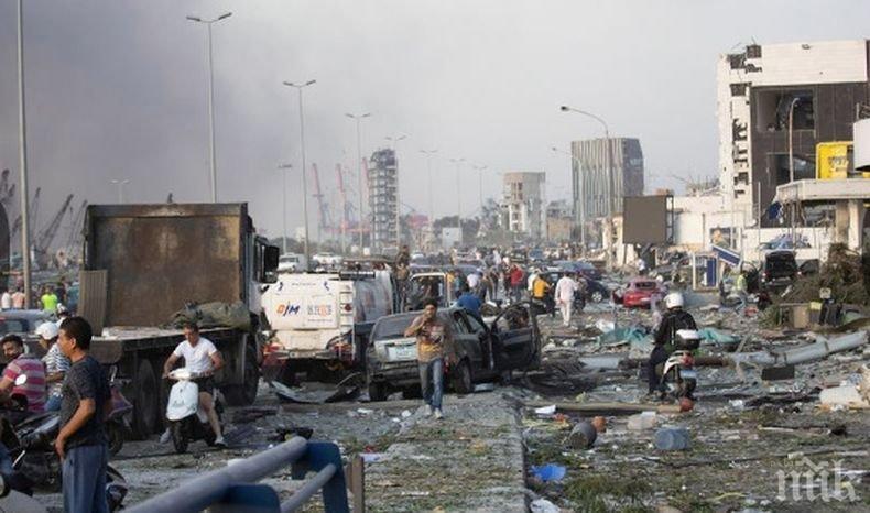 Световната банка готова да помогне на Ливан за възстановяването на Бейрут