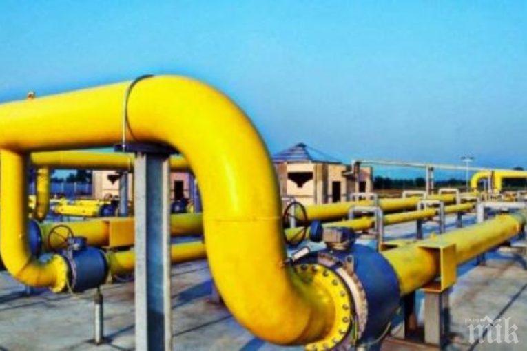 Газпром плаща авансово 349 млн. евро, за да резервира капацитета на тръбопровода в България