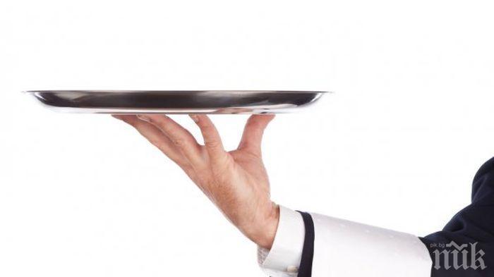 Сервитьорите искат разхлабване на мерките - ето срещу какво възроптаха