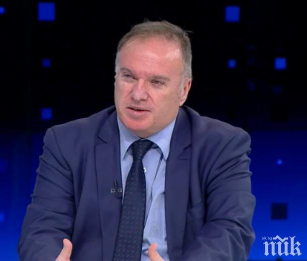 Проф. Владимир Чуков с мнение кой е виновен за огромната трагедия в Бейрут