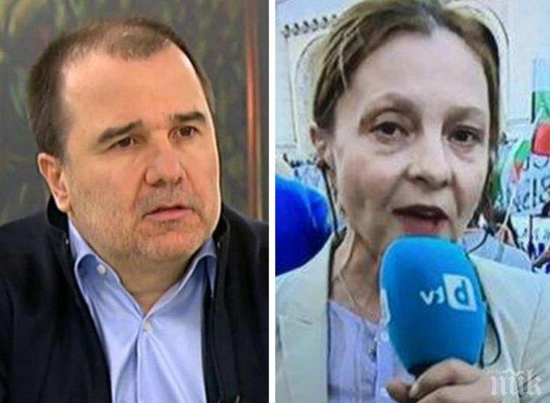 Цветомир Найденов с пореден залп срещу Божков ТВ! Бизнесменът попиля Канна Рачева