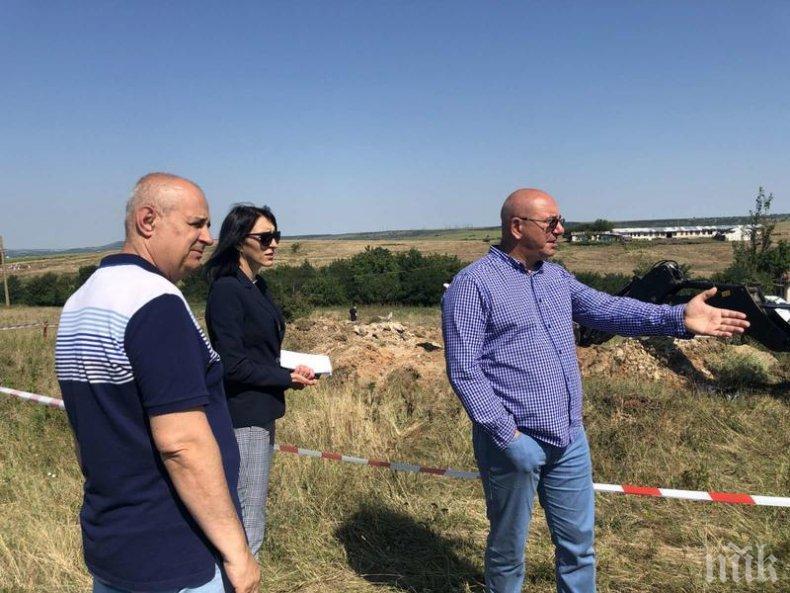 Екоминистерството с голям успех - за два дни 22,8 тона пестициди са събрани в община Червен бряг