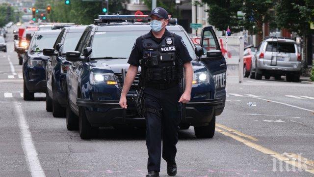 Един загина, а девет са ранени при стрелба във Вашингтон