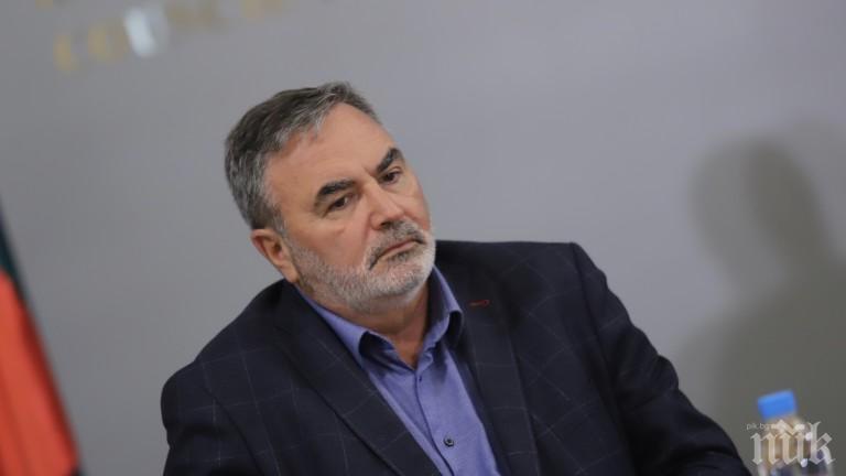 Ангел Кунчев: Когато няма ваксини, дезинфектът играе ключова роля срещу COVID-19 (ВИДЕО)
